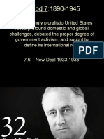 power 6-the new deal 1933-1938