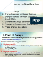 4 Energy Balances on Non-Reactive Processes