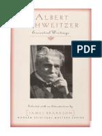 Albert Schweitzer - Essential Writings.pdf