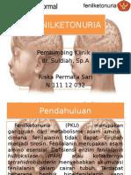 PPT RISKA FENILKETONURIA