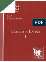 (Lingua Latina Per Se Illustrata) Hans H. Ørberg-Pars I_ Exercitia Latina I-Focus Publishing_R. Pullins Co. (2005)