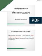 Financas Publicas