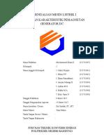 Cover Pengendalian Mesin Listrik I