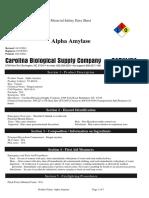 Alpha Amylase (Carolina) 10-31-2011