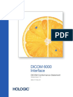 DICOM 6000 1-1-6 DICOMConformanceStatement MAN-01179 English Rev001 10_08