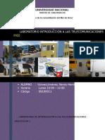 Informe #1 - Lab. Introducción a las Telecomunicaciones