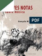 Breves Notas Sobre Musica