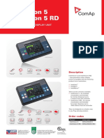 InteliVision-5RD Datasheet 2014 04 CPLEIV5