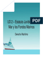 UD 2 Estatuto Juridico Del Mar y Fondo Marino [Modo de Compatibilidad]