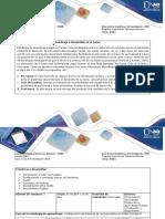 Guia de Actividades y Rubrica de Evaluación Actividad Colaborativa Unidad 3