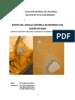 Ganglio Centinela, Asociación Española de Cx