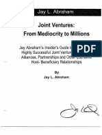 Jay Abraham-From Mediocrity to Millions