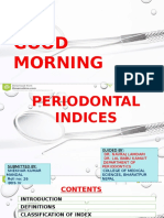 periodontalindices