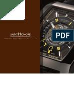 Saint Honore Catalogue 2010