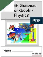 Physics Workbook 2011-2012[1]