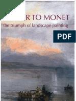 Turner to Monet