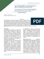 RECOSNTRUCCION HISTORICA Y EPISTEMILOGICA DEL MODELO ATOMICO JHON DALTON