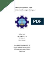 Tugas Buku Paket Halaman 61-63_Fajar Regi R_NIM 15200369_Komputersasi Akuntansi 3C.doc