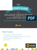 MileIQ Ultimate Guide Mileage Deduction
