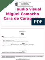 Guion Audiovisual Miguel Camacho