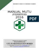 000 Manual Mutu 2016 Ok