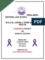 Domestic Violence - Final Version