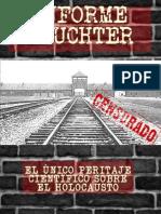Informe Leuchter (Bolsillo - Edición Homenaje)