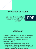 2 2 Properties of Sound