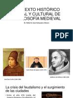 Filosofía Medieval Contexto