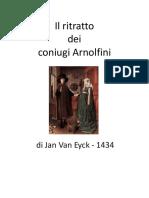 Jan Van Eyck, Il Ritratto Dei Coniugi Arnolfini