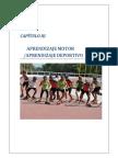 Capitulo 3-Procesos de Desarrollo Para El Aprendizaje Motor