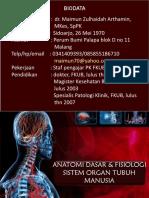 Anatomi Dan Fisiologi Sirkulasi 2013