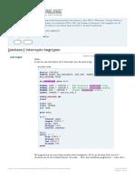 [Picbasic] Interrupts Begrijpen - Forum - Circuits Online