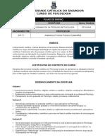 Plano de Ensino_Fundamentos Da Pesquisa Em Psicologia