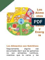 Los Alimentos son Nutritivos.docx