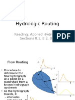 HydrologicRouting.pptx