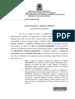 Laudo n 2311 2015-Setec Sr Dpf Pr