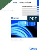 Ethernet Ethernet in Industrial Applications v3-1 ES