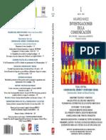 Portada Anuario ININCO Investigaciones de la Comunicacion VOL28 N°1 Diciembre 2016