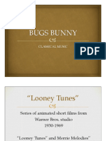 6. Bugs Bunny Lecture New