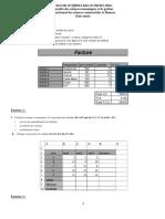 Feuil de Tp Excel