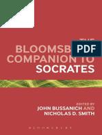 -The Bloomsbury Companion to Socrates-Bloomsbury Academic (2013)