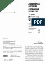 (AntiDemidóvich) AntiDemidóvich-AntiDemidóvich. Matemática Superior. Problemas Resueltos. Variable Compleja_ Funciones de Variable Compleja. T.5. 5-URSS (2000)