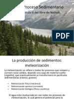 Ciclo y Proceso Sedimentario