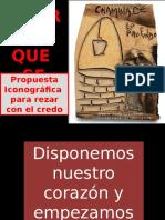 Charla iconográfica sobre el credo.ppt