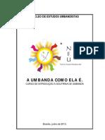 A Umbanda Como Ela é - Curso de Introdução à Doutrina de Umbanda