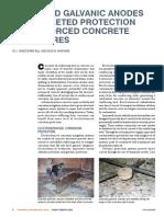 Protección Catódica Del Concreto Reforzado-Inglish