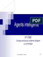 Les Agents Intelligents PDF