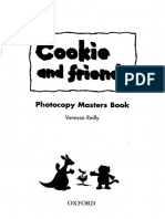 Cookie and Friends Photocopy Masters Book