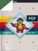 Master Match Manual